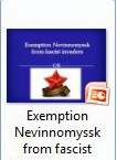 Exemption Nevinnomyssk from fascist invaders Евина Алина