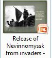 Release of Nevinnomyssk from invaders - Мирской Виктор